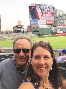 Kenneth attended Atlanta Braves vs. Toronto Blue Jays - MLB on May 17th 2017 via VetTix