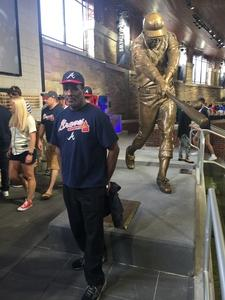 Geoffrey attended Atlanta Braves vs. Toronto Blue Jays - MLB on May 18th 2017 via VetTix