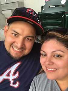 Erick attended Atlanta Braves vs. Toronto Blue Jays - MLB on May 18th 2017 via VetTix