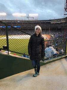 Karen attended Chicago Cubs vs. Philadelphia Phillies - MLB - Military Appreciation Night on May 1st 2017 via VetTix