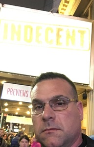 Michael attended Indecent on Apr 19th 2017 via VetTix