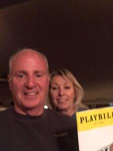 Brendan attended Indecent on Apr 19th 2017 via VetTix