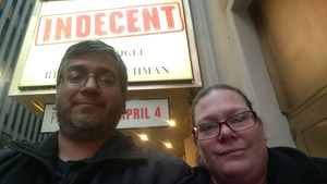 victor attended Indecent on Apr 19th 2017 via VetTix