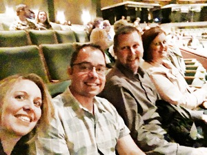 Graham attended Seven Things I Have Learned - an Evening With Ira Glass on Apr 22nd 2017 via VetTix