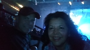 Jon attended Red Hot Chili Peppers on Apr 19th 2017 via VetTix