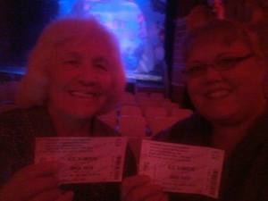 Charles 2 attended Alice in Wonderland - Live on Stage - Presented by the Orpheum on Apr 22nd 2017 via VetTix