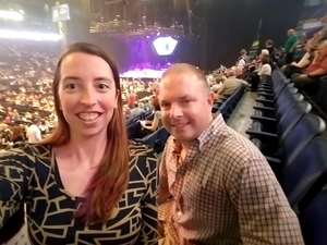Jesse attended Neil Diamond - 50 Year Anniversary World Tour - Live! on Apr 19th 2017 via VetTix