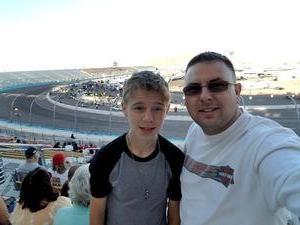 Matthew attended Desert Diamond West Valley Phoenix Grand Prix - Indycar Series on Apr 29th 2017 via VetTix