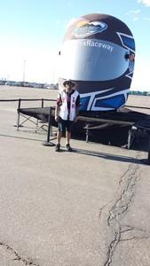Kevin attended Desert Diamond West Valley Phoenix Grand Prix - Indycar Series on Apr 29th 2017 via VetTix
