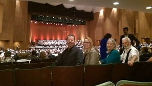 Peter attended An Evening of Mozart - Presented by the Long Beach Symphony on Apr 29th 2017 via VetTix