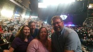 Brian attended Neil Diamond - the 50 Year Anniversary World Tour on Apr 30th 2017 via VetTix