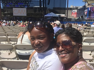 Yvette attended Bud Light's Off the Rails Music Festival - Tickets Good for Sunday Only on May 7th 2017 via VetTix