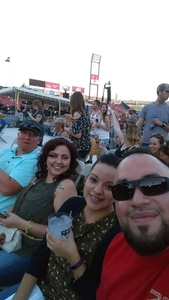 george attended Bud Light's Off the Rails Music Festival - Tickets Good for Sunday Only on May 7th 2017 via VetTix