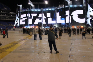 Joseph attended Metallica Worldwired Tour With Special Guest Avenged Sevenfold With Volbeat on May 10th 2017 via VetTix