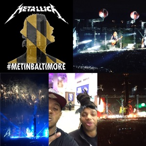 Luther attended Metallica Worldwired Tour With Special Guest Avenged Sevenfold With Volbeat on May 10th 2017 via VetTix