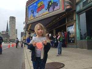 Lynda attended The Wild Kratts Live - 1 Pm Show on May 20th 2017 via VetTix