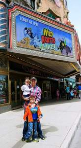 Hunter attended The Wild Kratts Live - 1 Pm Show on May 20th 2017 via VetTix