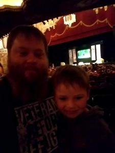 Charles attended The Wild Kratts Live - 1 Pm Show on May 20th 2017 via VetTix