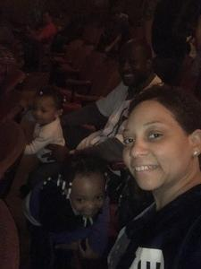 Criss Allen attended The Wild Kratts Live - 1 Pm Show on May 20th 2017 via VetTix