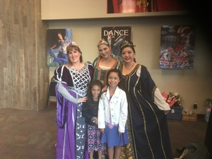 Fedrick attended Cinderella - Performed by Southern California Dance on Jun 10th 2017 via VetTix