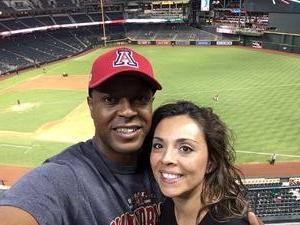 samuel attended Arizona Diamondbacks vs. Milwaukee Brewers - MLB on Jun 10th 2017 via VetTix