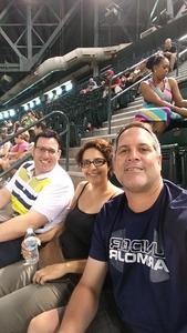 Tony attended Arizona Diamondbacks vs. Philadelphia Phillies - MLB on Jun 25th 2017 via VetTix