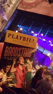 Brad attended Bandstand - the New American Musical on May 24th 2017 via VetTix