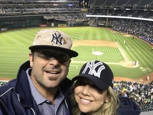 Staton Family attended Oakland Athletics vs. New York Yankees - MLB on Jun 15th 2017 via VetTix