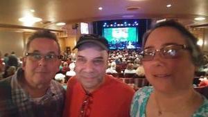 John attended Glen Burtnik's Beatles Bash on Jun 24th 2017 via VetTix