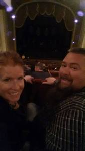 Dean attended George Thorogood and the Destroyers on May 30th 2017 via VetTix