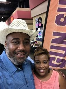 ANTRON attended The Original Fort Worth Gun Show - Saturday or Sunday on Jun 24th 2017 via VetTix