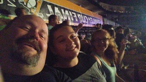 Thomas attended Daryl Hall and John Oats With Tears for Fears Tour on Jun 13th 2017 via VetTix