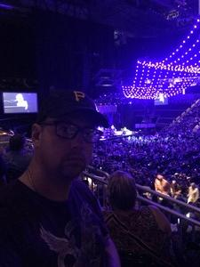Christopher attended Daryl Hall and John Oats With Tears for Fears Tour on Jun 13th 2017 via VetTix