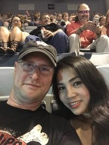 CPT Thielman attended Tim McGraw and Faith Hill: Soul2Soul the World Tour 2017 on Jun 16th 2017 via VetTix