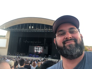 Jason attended Boston With Joan Jett and the Black Hearts - Hyper Space Tour - Reserved Seats on Jun 18th 2017 via VetTix