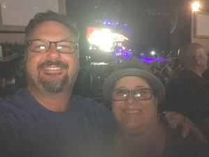 David attended Boston With Joan Jett and the Black Hearts - Hyper Space Tour - Reserved Seats on Jun 18th 2017 via VetTix