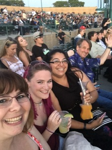 Rhonda attended Boston With Joan Jett and the Black Hearts - Hyper Space Tour - Reserved Seats on Jun 18th 2017 via VetTix