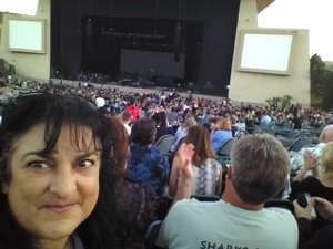Mark attended Boston With Joan Jett and the Black Hearts - Hyper Space Tour - Reserved Seats on Jun 18th 2017 via VetTix
