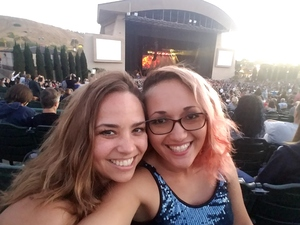 ILIANA attended Boston With Joan Jett and the Black Hearts - Hyper Space Tour - Reserved Seats on Jun 18th 2017 via VetTix