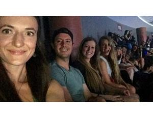 Jessica attended Enrique Iglesias and Pitbull Live at the Pepsi Center on Jun 6th 2017 via VetTix