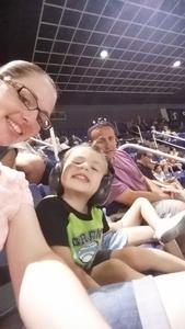 Bridget attended Arizona Rattlers vs. Cedar Rapids Titans - IFL on Jun 11th 2017 via VetTix