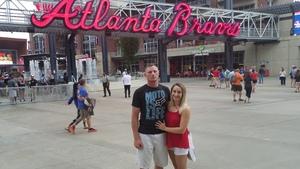 MICHAEL attended Atlanta Braves vs. San Francisco Giants - MLB on Jun 20th 2017 via VetTix