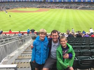 Jeremy attended Atlanta Braves vs. San Francisco Giants - MLB on Jun 20th 2017 via VetTix