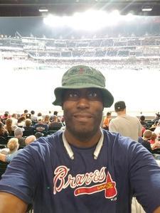 David attended Atlanta Braves vs. San Francisco Giants - MLB on Jun 21st 2017 via VetTix