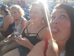 Candace attended Muse With Special Guests Thirty Seconds to Mars on Jun 13th 2017 via VetTix