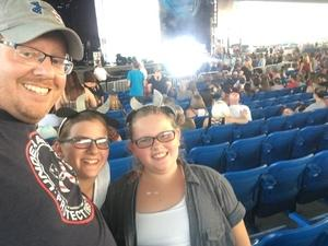 Jason attended Third Eye Blind - Summer Gods Tour - Special Guests Silversun Pickups - Reserved Seats on Jul 11th 2017 via VetTix