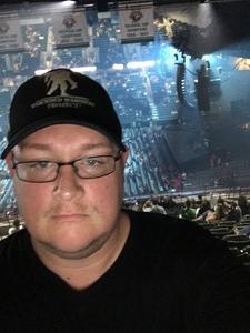 Alan attended Tim McGraw & Faith Hill: Soul2Soul the World Tour 2017 on Jun 17th 2017 via VetTix