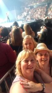 Brenda attended Tim McGraw & Faith Hill: Soul2Soul the World Tour 2017 on Jun 17th 2017 via VetTix