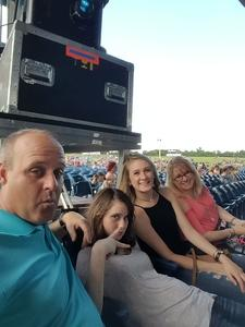 William attended Lady Antebellum You Look Good World Tour With Special Guest Kelsea Ballerini, and Brett Young - Reserved Seats on Jun 15th 2017 via VetTix