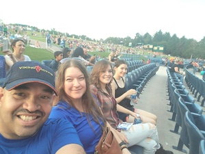 Cruz attended Lady Antebellum You Look Good World Tour With Special Guest Kelsea Ballerini, and Brett Young - Reserved Seats on Jun 15th 2017 via VetTix